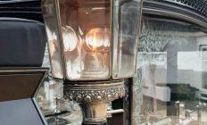 lamp uitvaartkoets